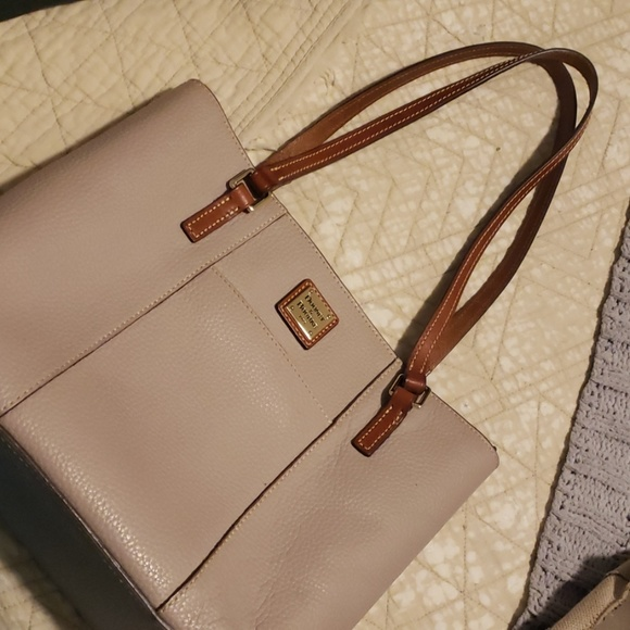 Dooney & Bourke Handbags - Dooney and Bourke small tote shoulder bag.